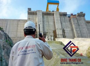Waterproofing Hydropower & irrigation